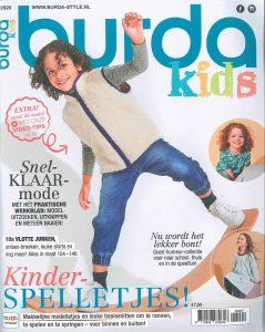 Burda Kids 2020-02